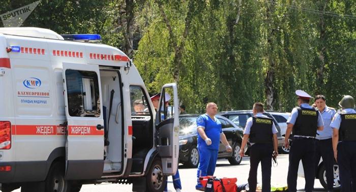 Una decena de muertos tras volcar un autobús en Kazajistán