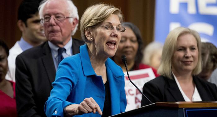 Senadora demócrata:  es momento de comenzar proceso de destitución de presidente de EEUU