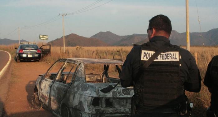 México lanza una operación para capturar a responsable de masacre en Minatitlán