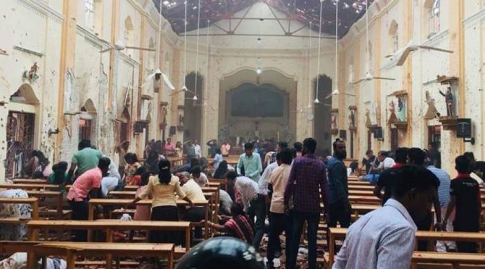 Şri-Lankada ölənlərin sayı 290-a çatdı - Yenilənib