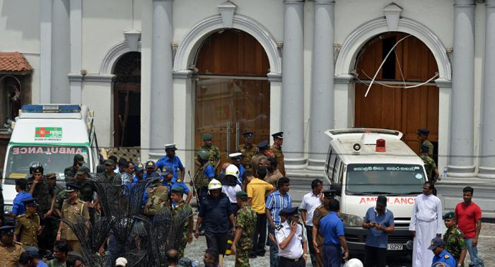 Blutiger Ostersonntag in Sri Lanka: Mindestens 160 Tote bei Explosionen in Kirchen und Hotels