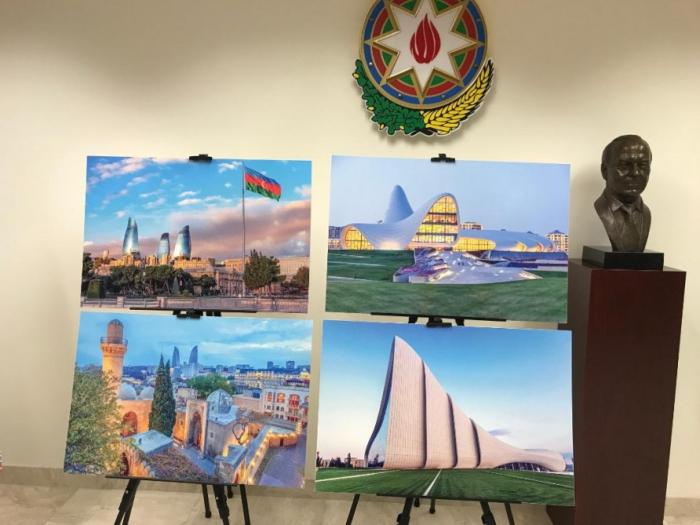 Une exposition photo consacrée à l'Azerbaïdjan a eu lieu à Los Angeles