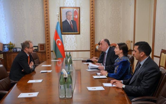 L'ambassadeur de Suisse en Azerbaïdjan arrive au terme de son mandat