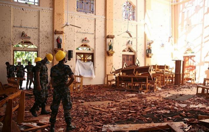 Şri-Lankada ölü sayı 359 nəfərə çatıb