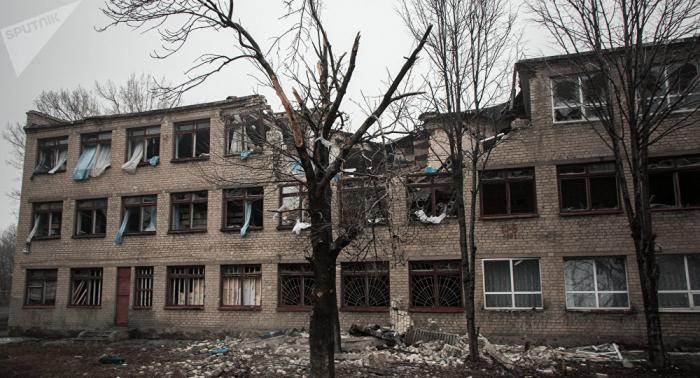 """Selenski kündigt """"starken Infokrieg"""" für Donbass an"""