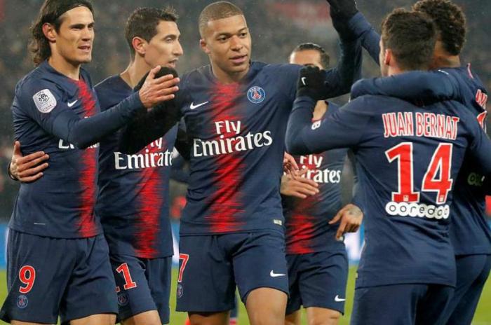 El PSG es campeón de la Ligue 1 de Francia por octava vez