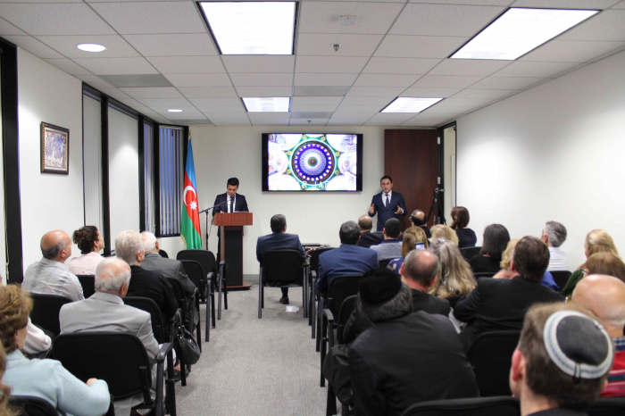Exhibition of award-winning Azerbaijani photographer held in Los Angeles