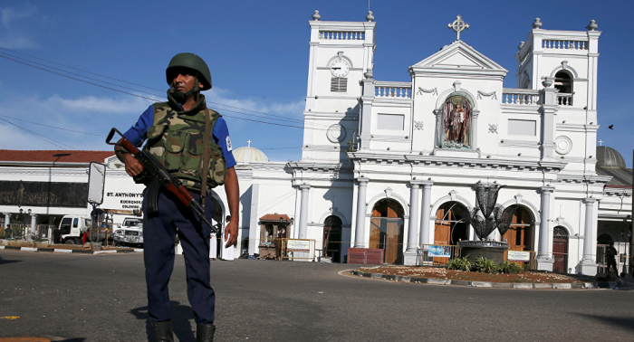 EEUU alerta de que terroristas siguen tramando más ataques en Sri Lanka