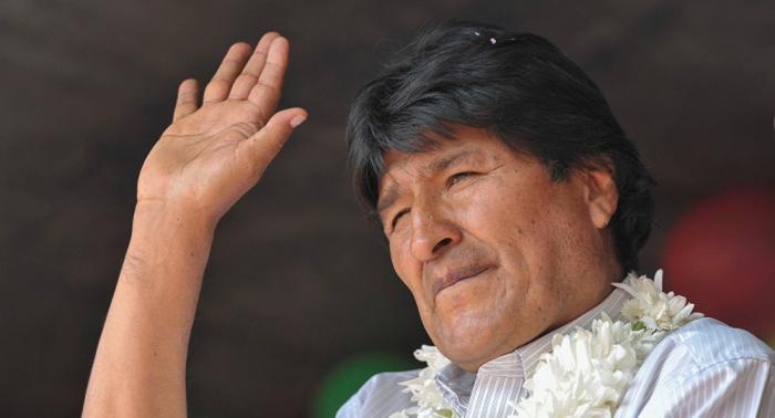 Evo Morales inicia su visita oficial a Argentina