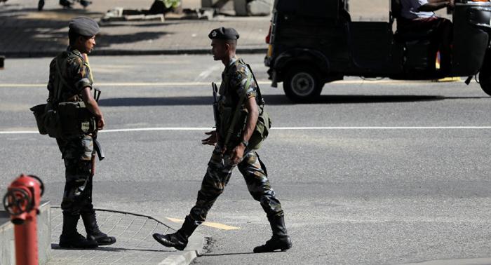 Más de 1.000 militares se despliegan en Colombo para velar por la seguridad