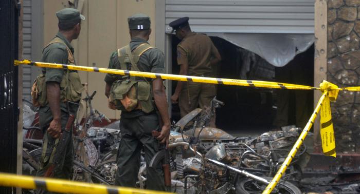 Bei Bombenentschärfung vor Ort: Neue Explosion nahe der Kirche in Colombo gemeldet
