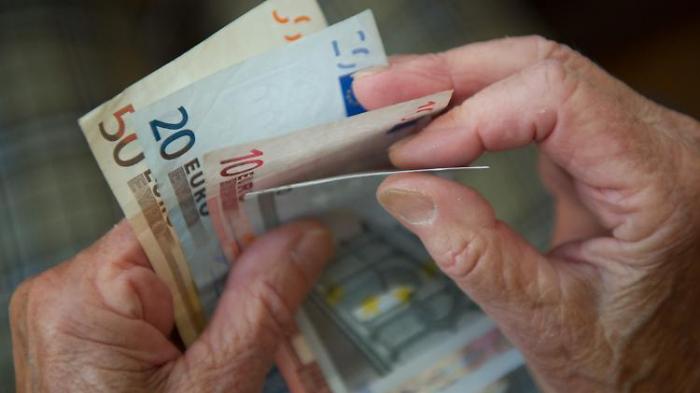Rentner tragen Milliarden-Steuerlast