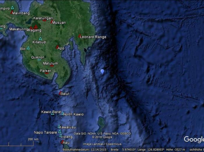Schweres Erdbeben im Süden der Philippinen – USGS