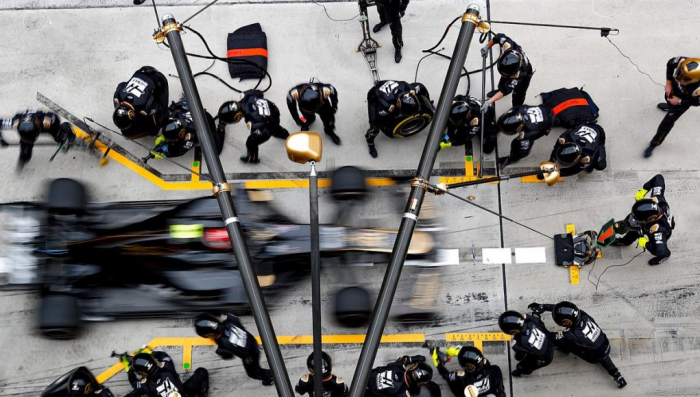 Previo GP de Azerbaiyán:   Haas espera sufrir en Bakú