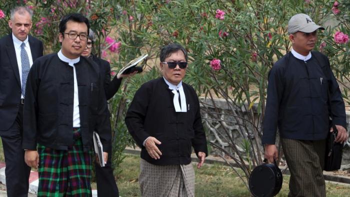 Oberster Gerichtshofweist Berufung von Reuters-Journalisten ab