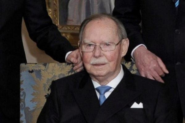 Muere el gran duque Juan de Luxemburgo a los 98 años, tras 36 de reinado