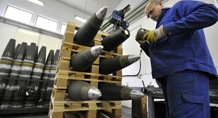Deutschland exportiert immer weniger Waffen