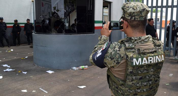 Estos son los     5     estados más violentos de México