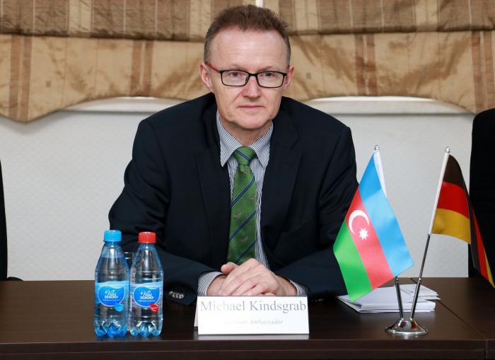 Deutschland hofft, den Handelsumsatz mit Aserbaidschan zu erhöhen