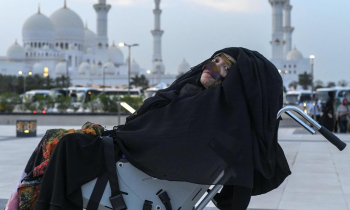 UAE woman wakes up after 27 years in a coma