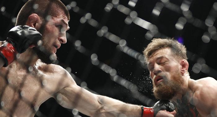 UFC: US-Kämpfer Gaethje sieht sich als schwerste Herausforderung für Khabib