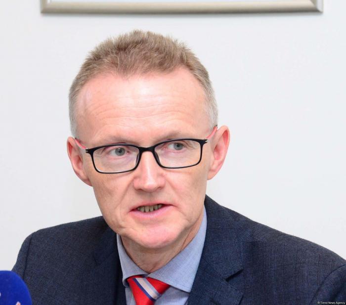 Germany supports OSCE MG efforts on Karabakh conflict's settlement: ambassador