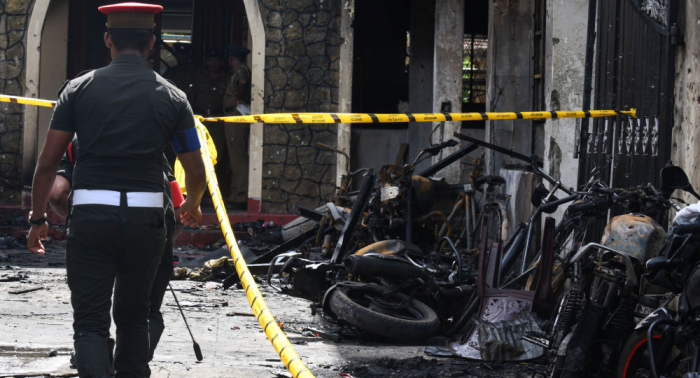 Opferzahl steigt weiter: Knapp 360 Tote in Sri Lanka