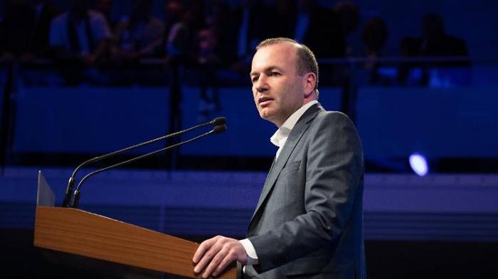 """Weber: """"Türkei wird nie EU-Mitglied"""""""