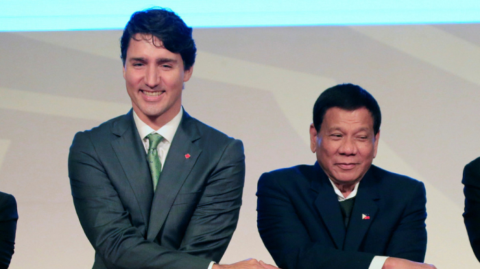 Duterte threatens to 'declare war' on Canada over long-running trash dispute