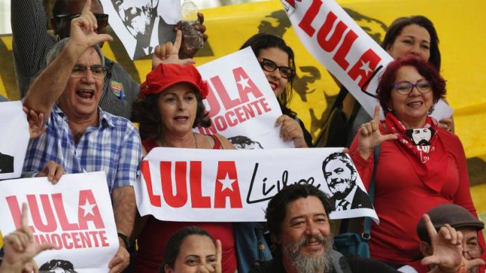 Richter reduzieren Haftstrafe für Ex-Präsidenten Lula
