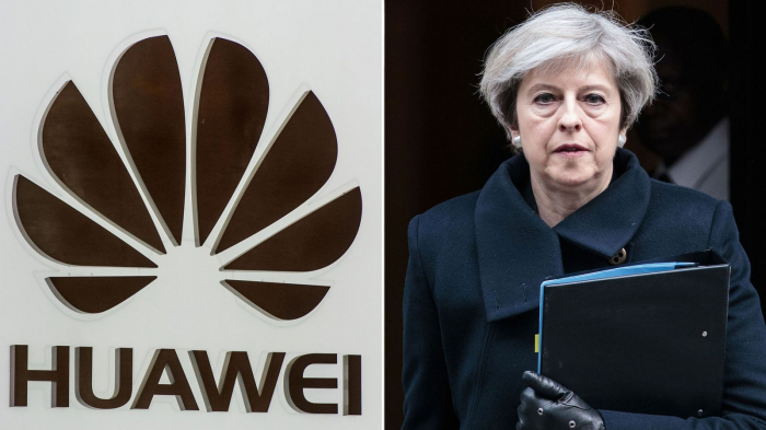 Huawei gets green light for role in UK 5G network despite security warnings