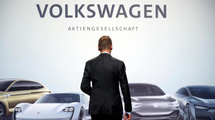 Antreiber Diess stößt auf Widerstand bei VW