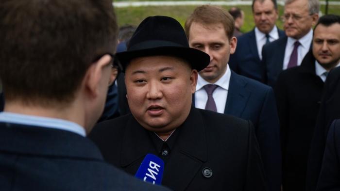 Un ruso se convierte en el primer periodista extranjero en entrevistar a Kim Jong-un