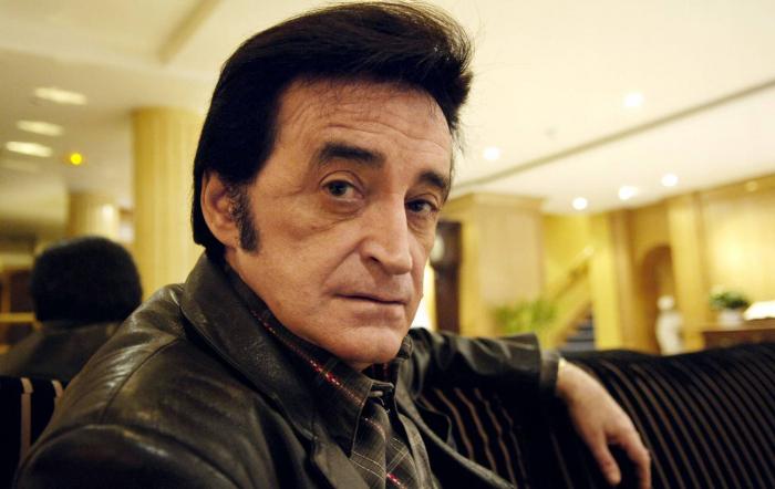 Muere el cantante de rock Dick Rivers a los 74 años