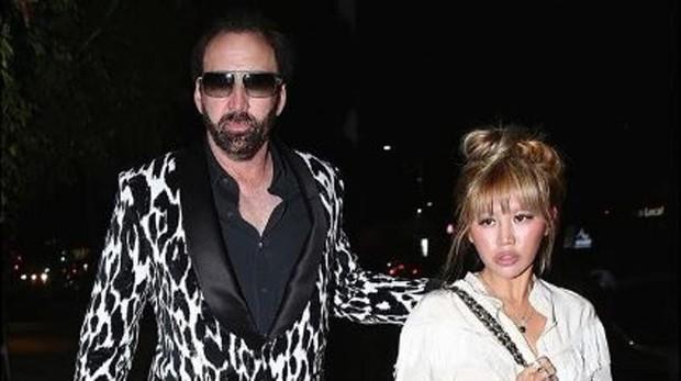La condición para firmar el divorcio de la esposa de Nicolas Cage por cuatro días de matrimonio