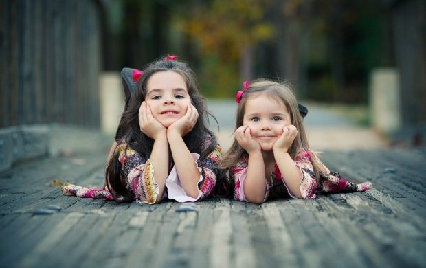 Having sisters helps you become   better person