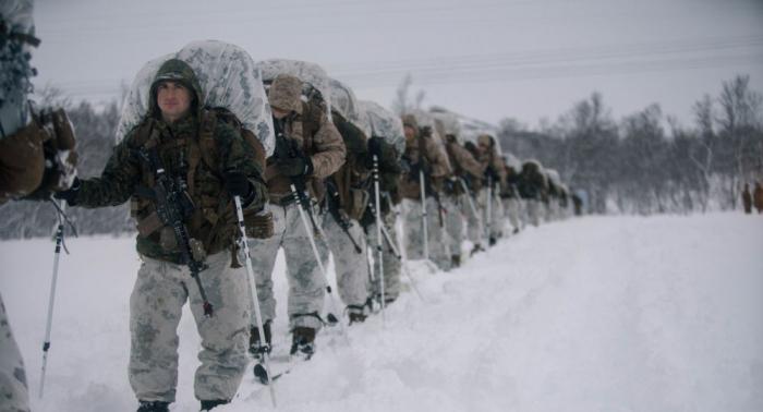 """""""Mini-Nato"""" zur Ausdehnung bereit: Allianz bündelt Kräfte direkt vorm Polarkreis"""