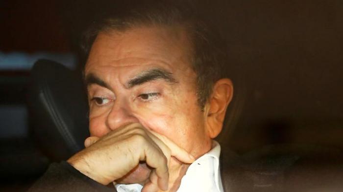 Ghosn ist wieder auf freiem Fuß