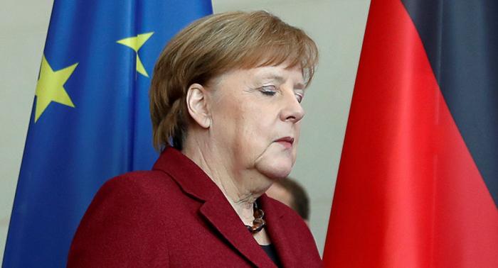 Merkel wird womöglich Rettung Europas anvertraut