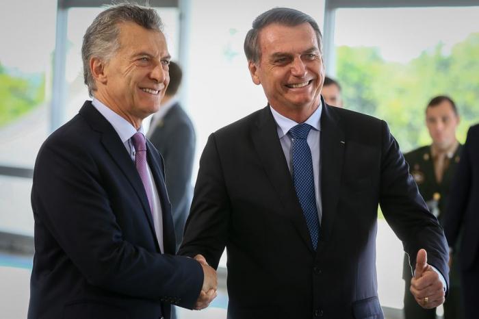 Bolsonaro se reunirá con Macri semanas antes de la cumbre Mercosur en Argentina