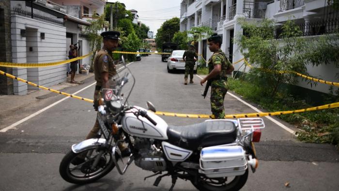 Se registra una nueva explosión en Sri Lanka