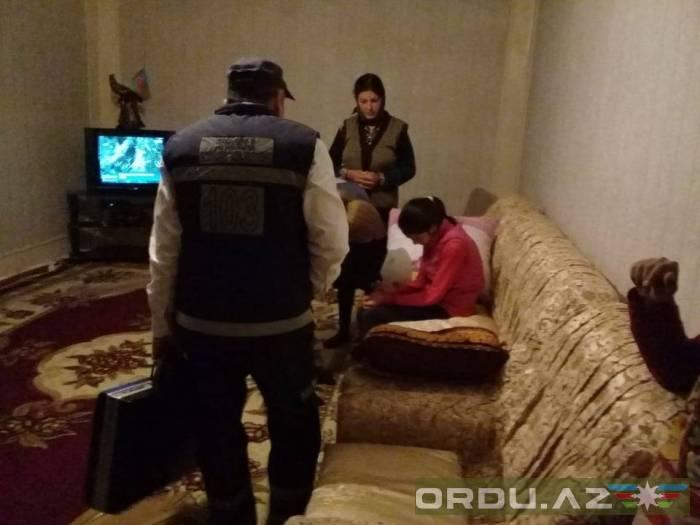Armenian army opens fire on children in Azerbaijani village