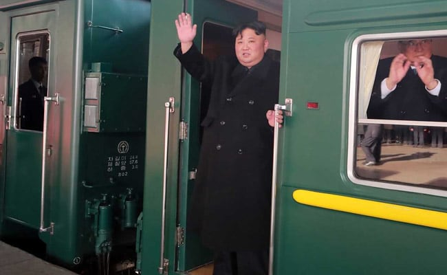Why does Kim Jong Un travel in a train?-  iWONDER