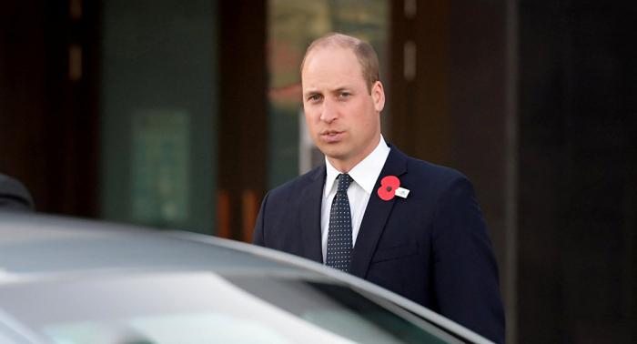 El príncipe Guillermo viaja a Christchurch para rendir homenaje a las víctimas