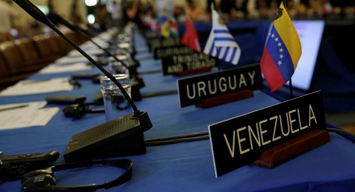 Polémica en Venezuela por la inminente salida de la OEA