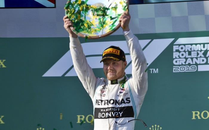 Bottas buscará su revancha en el Gran Premio de Azerbaiyán