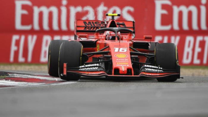 Bakú, la pista de los sueños para Leclerc