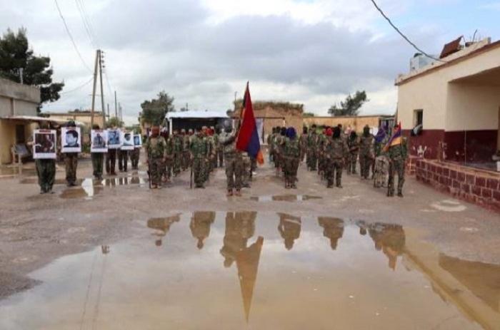 ASALAS Nachfolger: neueTerroristengruppe der Armenier -  FOTOS