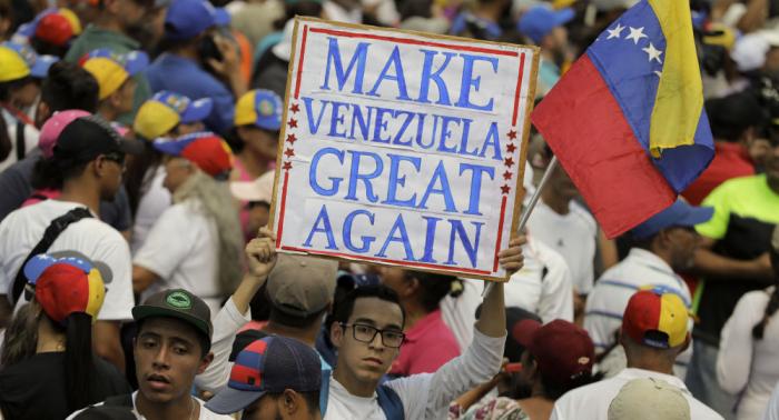 """Russischer Geheimdienst SWR: Westen """"zersetzt"""" Venezuela"""