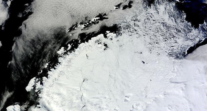 Forscher lüften das Geheimnis einer mysteriösen Anomalie in der Antarktis